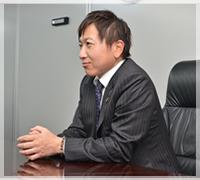 代表取締役 太田雄士